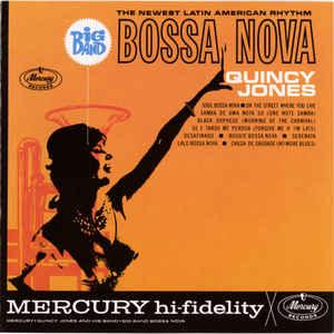 QUINCY JONES – BIG BAND BOSSA NOVA (CD)
