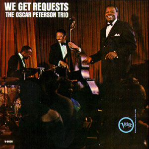 OSCAR PETERSON – WE GET REQUESTS (CD)