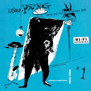 LESTER YOUNG, THE OSCAR PETERSON TRIO – LESTER YOUNG WITH THE OSCAR PETERSON TRIO (CD)