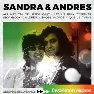 SANDRA & ANDRES – FAVORIETEN EXPRES (CD)