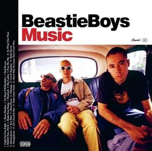 BEASTIE BOYS – BEASTIE BOYS MUSIC (2xLP)