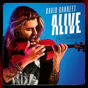 GARRETT, DAVID – ALIVE – MY SOUNDTRACK (CD)
