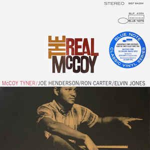 MCCOY TYNER – THE REAL MCCOY (LP)