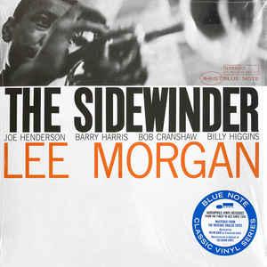 LEE MORGAN – THE SIDEWINDER (LP)