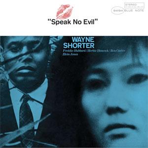 SHORTER, WAYNE – SPEAK NO EVIL (LP)