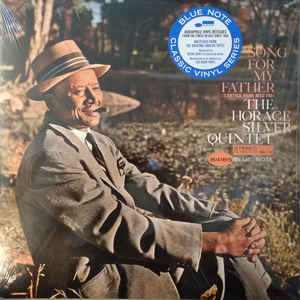 HORACE SILVER – SONG FOR MY FATHER (LP)