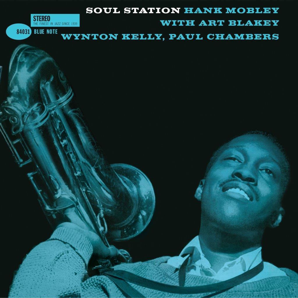 HANK MOBLEY – SOUL STATION (LP)