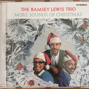 LEWIS, RAMSEY – MORE SOUNDS OF CHRISTMAS (CD)