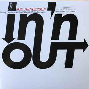 HENDERSON, JOE – IN 'N OUT (LP)