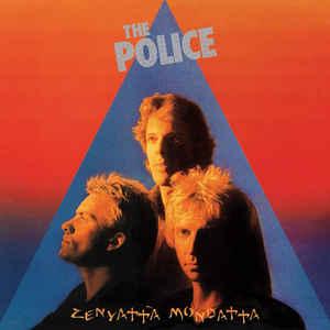 POLICE, THE – ZENYATTÀ MONDATTA (LP)