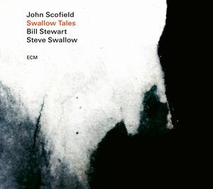 JOHN SCOFIELD W/STEVE SWALLOW, BILL STEWART: SWALLOW TALES –  (CD)