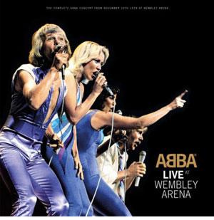 ABBA – LIVE AT WEMBLEY (3xLP)