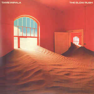 TAME IMPALA – THE SLOW RUSH (LTD COLOURED 2LP RETAIL EXCLUSVE) (2xLP)