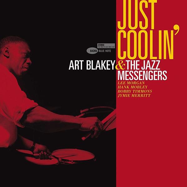 BLAKEY, ART & THE JAZZ ME – JUST COOLIN' (LP)