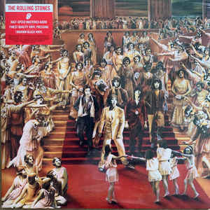 THE ROLLING STONES – IT'S ONLY ROCK 'N' ROLL (LP)