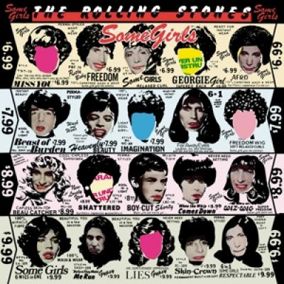 ROLLING STONES – SOME GIRLS (LP)