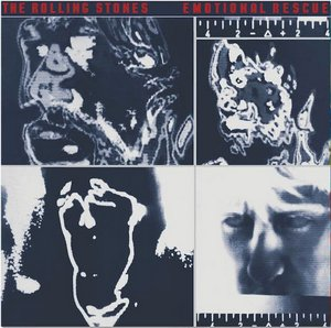 ROLLING STONES – EMOTIONAL RESCUE (LP)