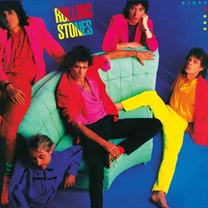 ROLLING STONES – DIRTY WORK (LP)