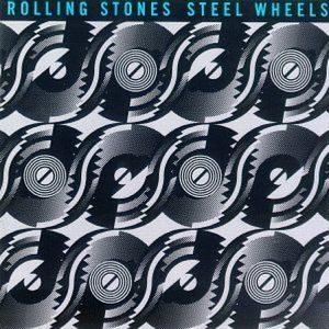 ROLLING STONES – STEEL WHEELS LIVE (LP)