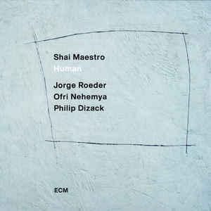 MAESTRO, SHAI – HUMAN (CD)