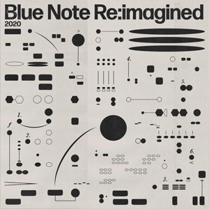 VARIOUS ARTISTS – BLUE NOTE RE:IMAGINED (2xLP)