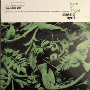 BYRD, DONALD – BYRD IN FLIGHT (LP)