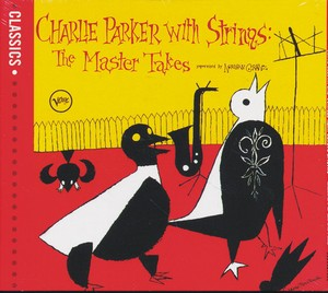 PARKER, CHARLIE – WITH STRINGS (CD)