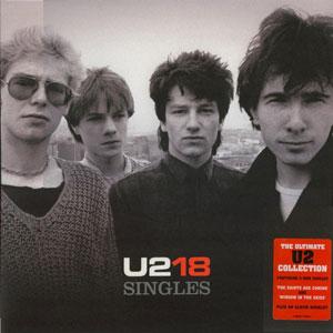 U2 – U218 SINGLES (LP)