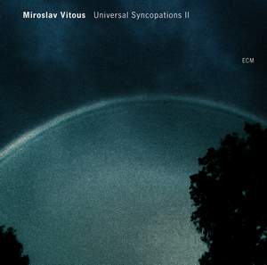VITOUS, MIROSLAV – UNIVERSAL SYNCOPATIONS 2 (CD)