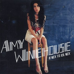 WINEHOUSE, AMY – BACK TO BLACK (LP)