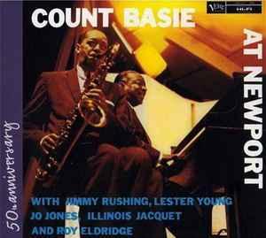 COUNT BASIE – AT NEWPORT (CD)