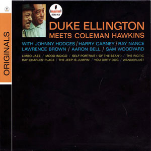 DUKE ELLINGTON, COLEMAN HAWKINS – DUKE ELLINGTON MEETS COLEMAN HAWKINS (CD)