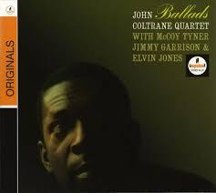 JOHN COLTRANE QUARTET – BALLADS (CD)