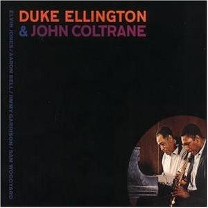 ELLINGTON, DUKE/JOHN COLT – DUKE ELLINGTON & JOHN COL (CD)