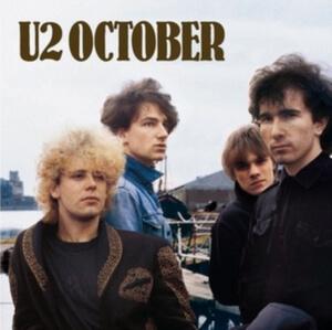 U2 – OCTOBER (LP)