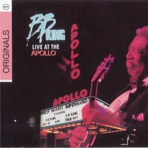 B.B. KING – LIVE AT THE APOLLO (CD)