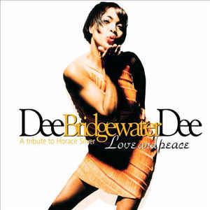 BRIDGEWATER, DEE DEE – LOVE & PEACE (CD)