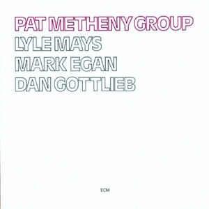 METHENY, PAT -GROUP- – PAT METHENY GROUP (LP)