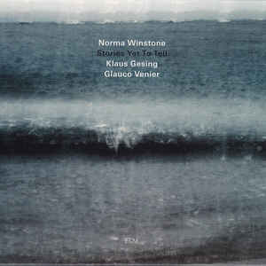 WINSTONE, NORMA STORIES YET TO TELL CD ECM 2737426 –  (CD)