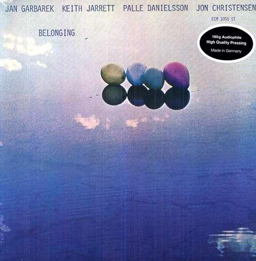 JARRETT, KEITH – BELONGING (LP)