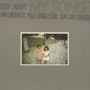 KEITH JARRETT: MY SONG –  (LP)