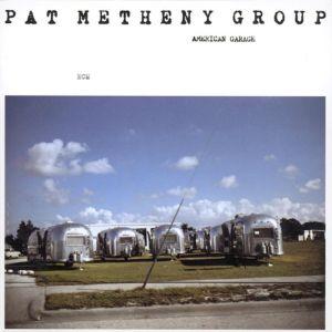 METHENY, PAT -GROUP- – AMERICAN GARAGE (LP)