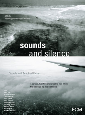 VARIOUS ARTISTS – SOUNDS AND SILENCE (DVD)