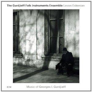 MUSIC OF GEORGES I. GURDJIEFF – LEVON ESKENIAN –  (CD)