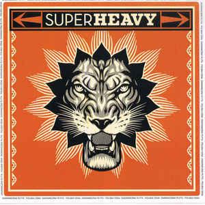 SUPERHEAVY SUPERHEAVY CD X-ANIM –  (CD)