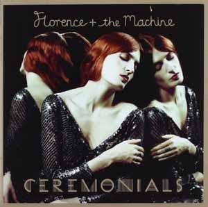 FLORENCE & THE MACHINE – CEREMONIALS (CD)