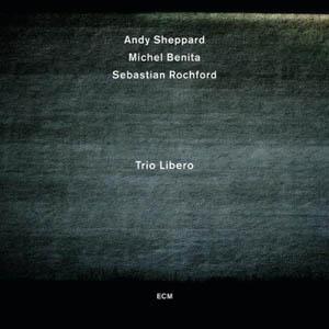 SHEPPARD, ANDY – TRIO LIBERO (CD)