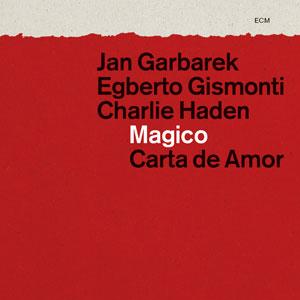 GARBAREK, JAN – MAGICO – CARTA DE AMOR (2xCD)