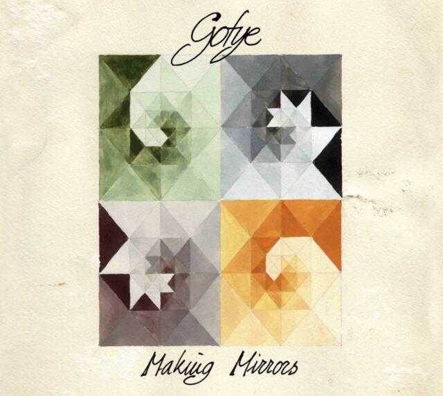 GOTYE – MAKING MIRRORS –  (CD)