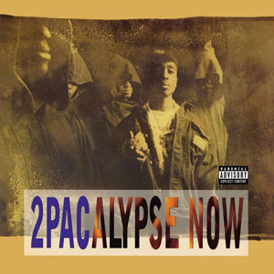 TWO PAC – 2 PACALYPSE NOW (2xLP)